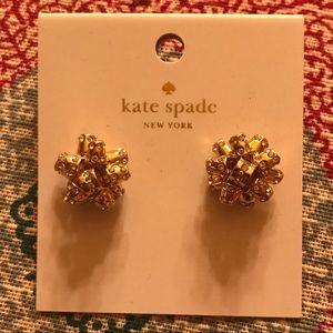 BNWT-Kate Spade Bourgeois Bow